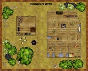 Kırıkboynuz Hanı (Brokenhorn Tavern)