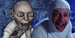 Andy Serkis Gollum