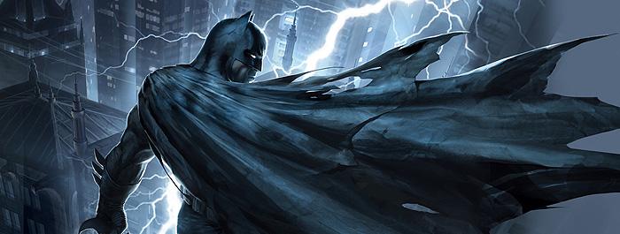 Batman'in Çocuğu Ortaya Çıktı!