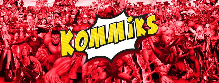 kommiks banner