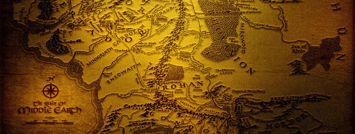 Orta Dünya, Dungeons and Dragons ile Buluşuyor
