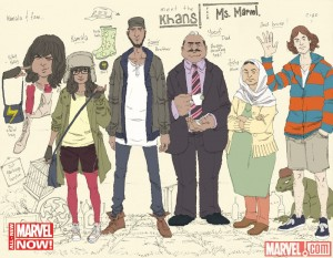 ms-marvel-family