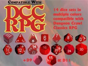 DCC Dices