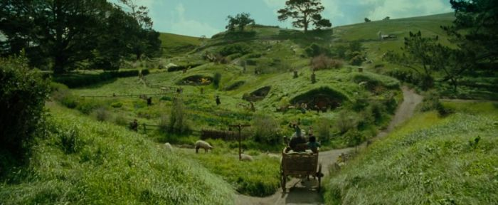 Shire Lotr