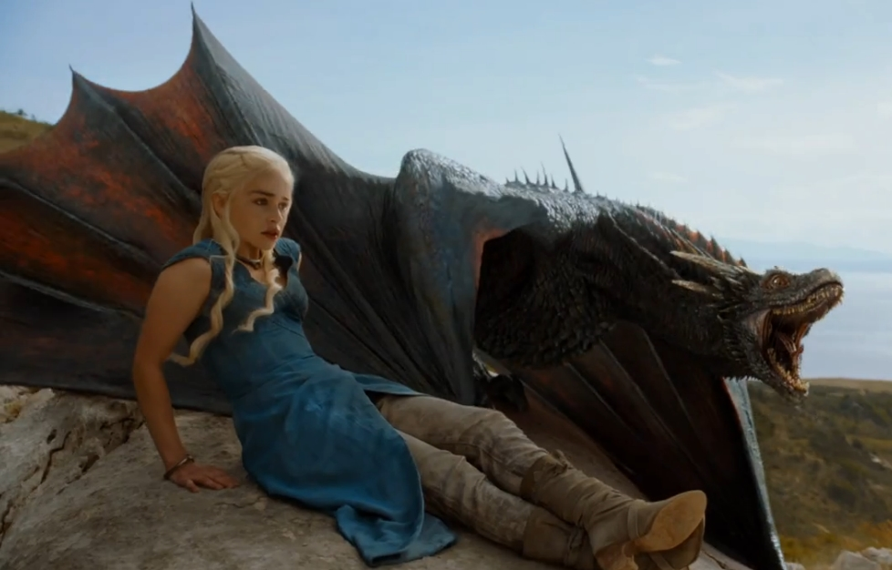 khaleesi-dragon