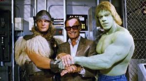 Thor - Stan Lee - Hulk