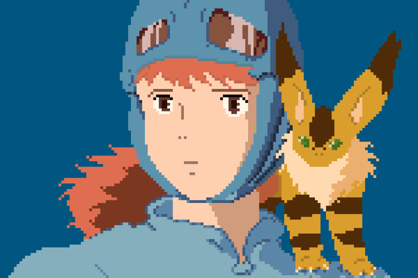 1984 - Nausicaa of the Valley of the Wind