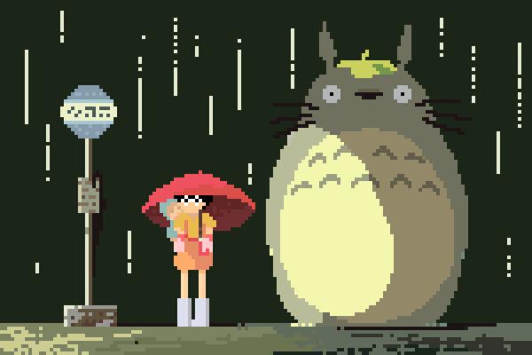 1988-My Neighbour Totoro