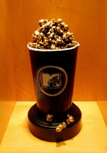MTV Movie Awards Popcorn