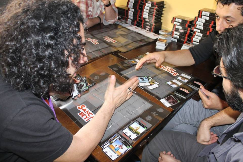 Sancak Beyi - Tabletop Day