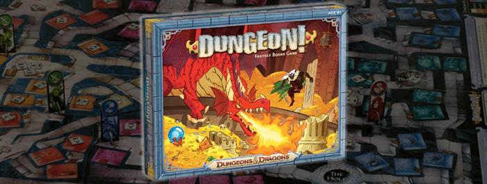 Dungeon! Kutu Oyunu Yenileniyor