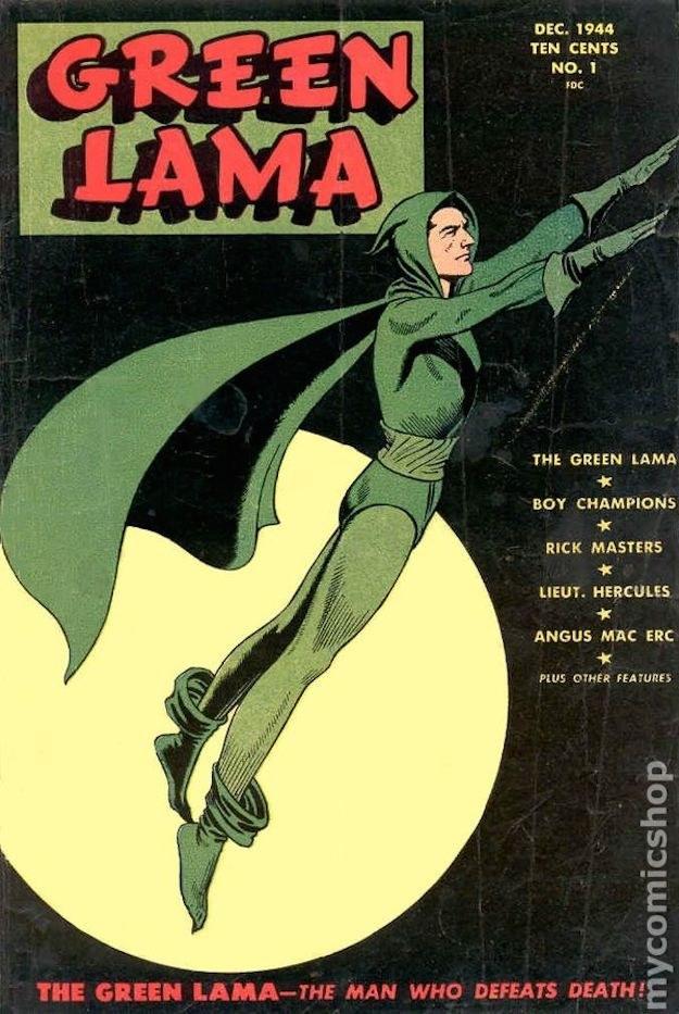 green-lama