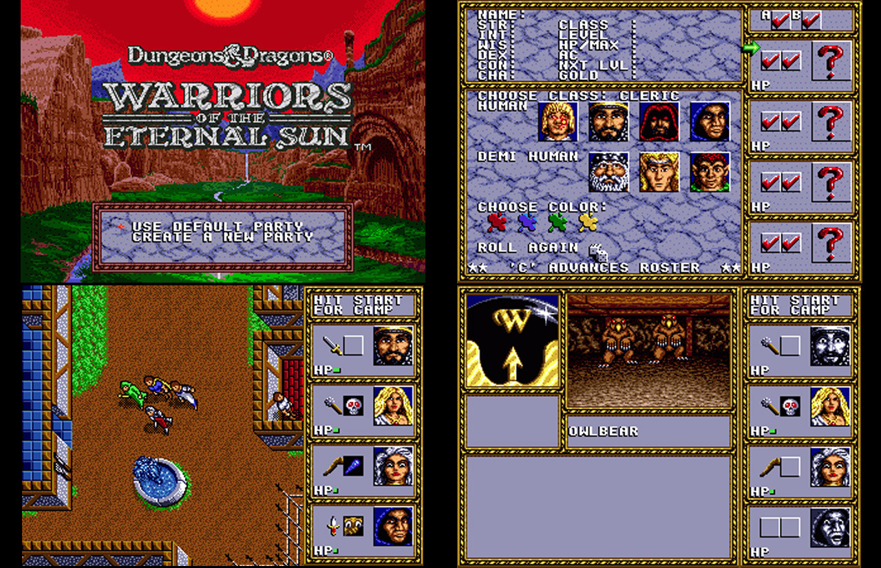RPG old school : Dungeon Master, Eye Of Beholder, Grimrock.. - Page 5 Warriors-of-the-eternal-sun