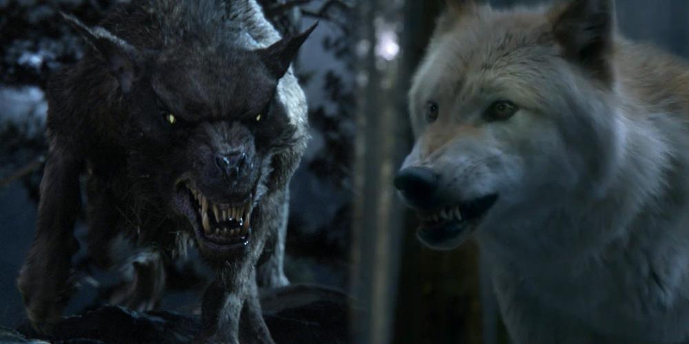 warg-direwolf
