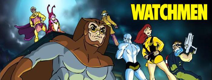 Watchmen, 80'li Yılların Çizgi Filmi Olursa