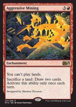 aggresive-mining