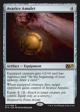 avarice-amulet