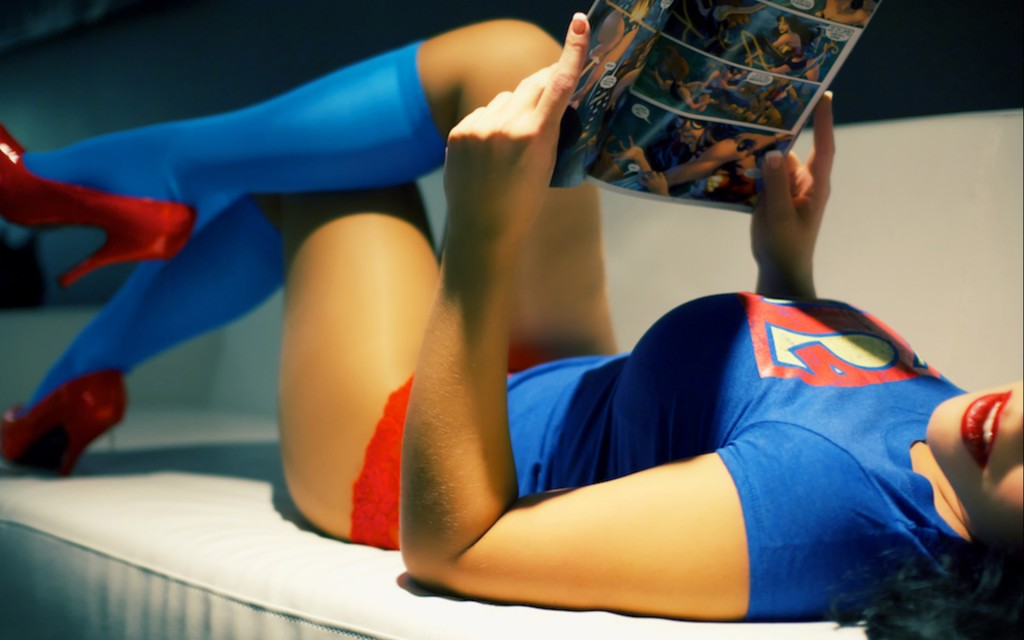 geek-superwoman