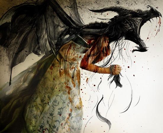 Greg Ruth - Dragonkin