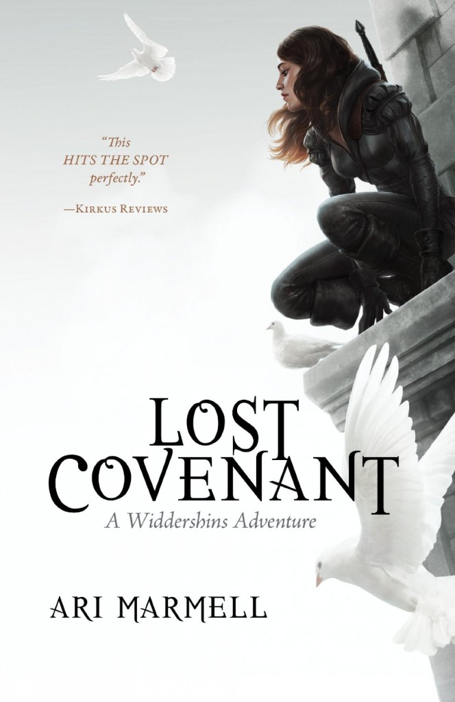 Jason Chan - Lost Covenant