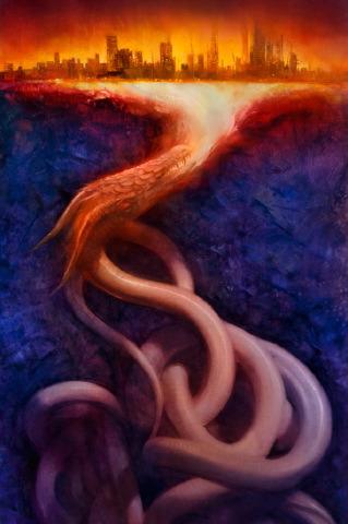 Robert Hunt - Fire Above Fire Below