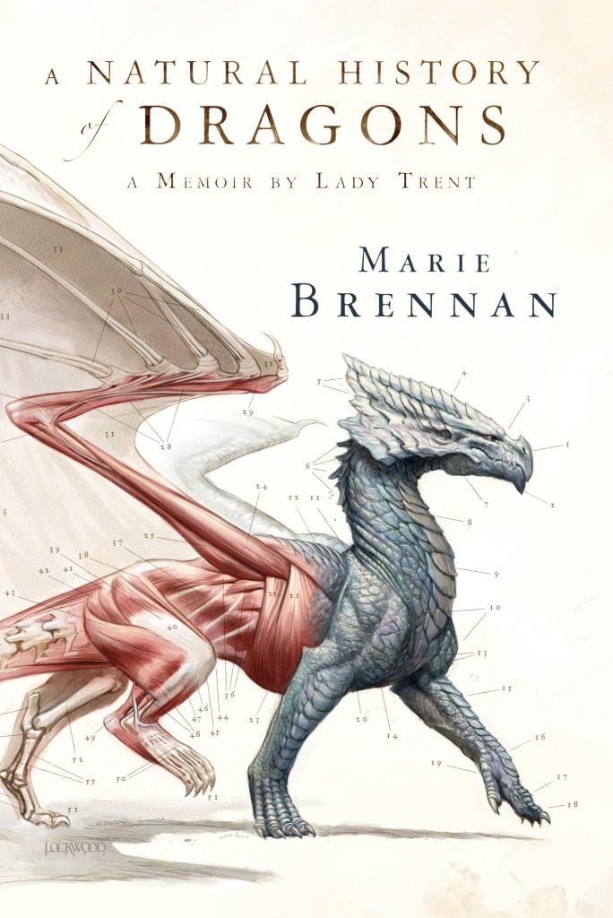 Todd Lockwood - A Natural History of Dragons