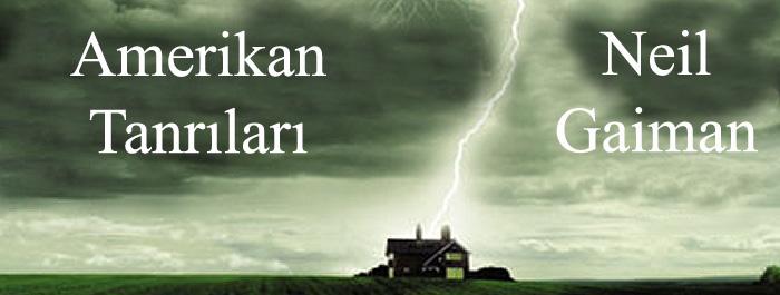 Neil Gaiman da American Gods Senaryo Ekibinde Yerini Aldı