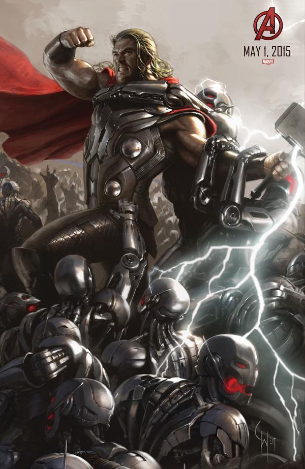 avengers-age-of-ultron-thor-posters