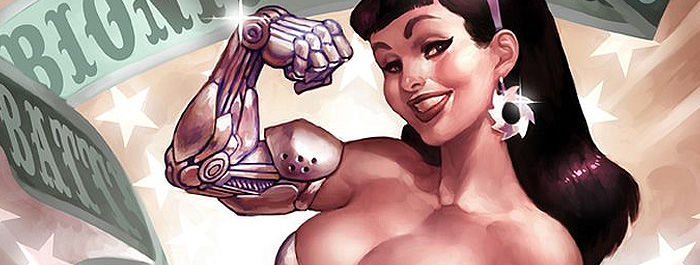 cyborg-woman