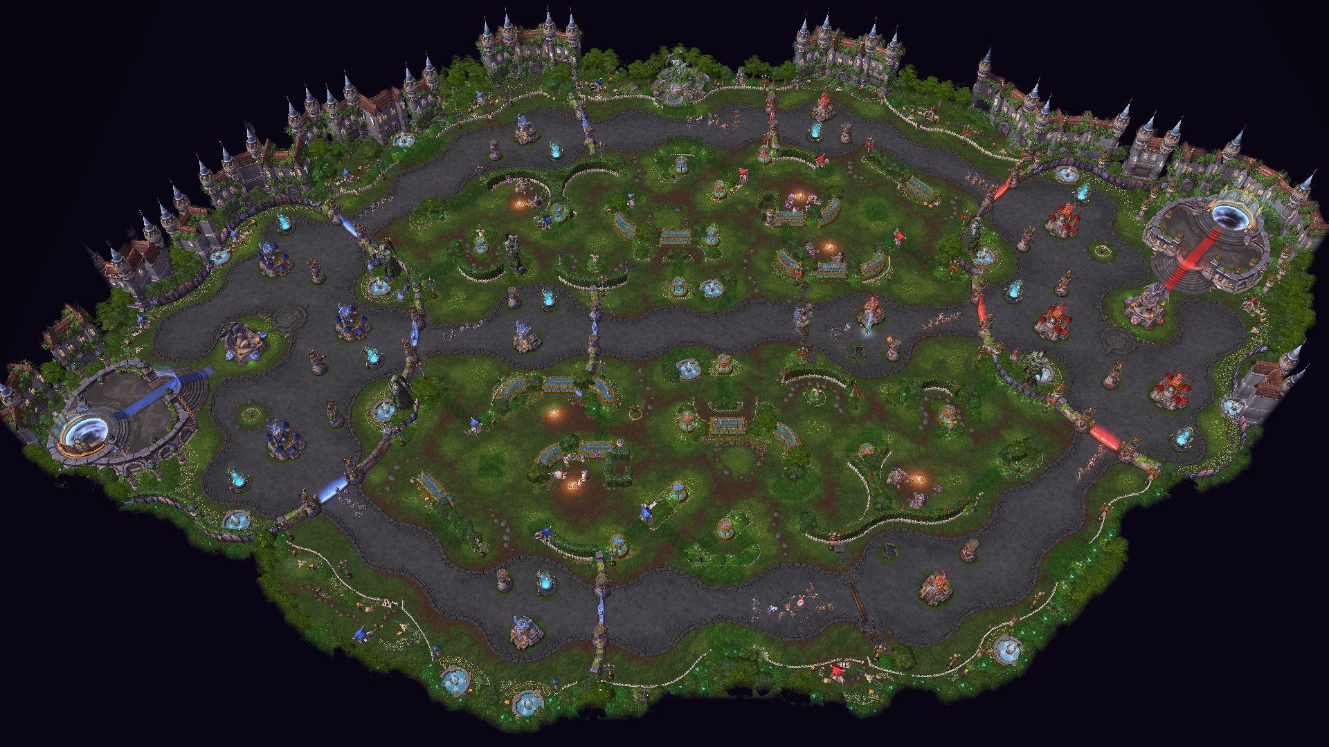 garden-of-terror-harita