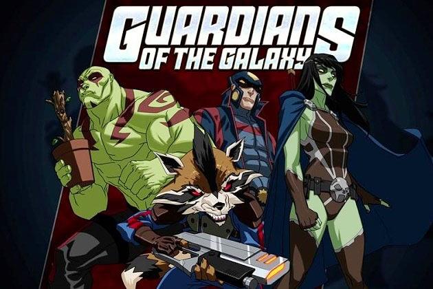 guardians-of-the-galaxy-animasyon