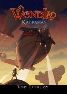 wondla-kahraman-kapak