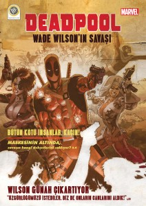 Deadpool WWS Kapak