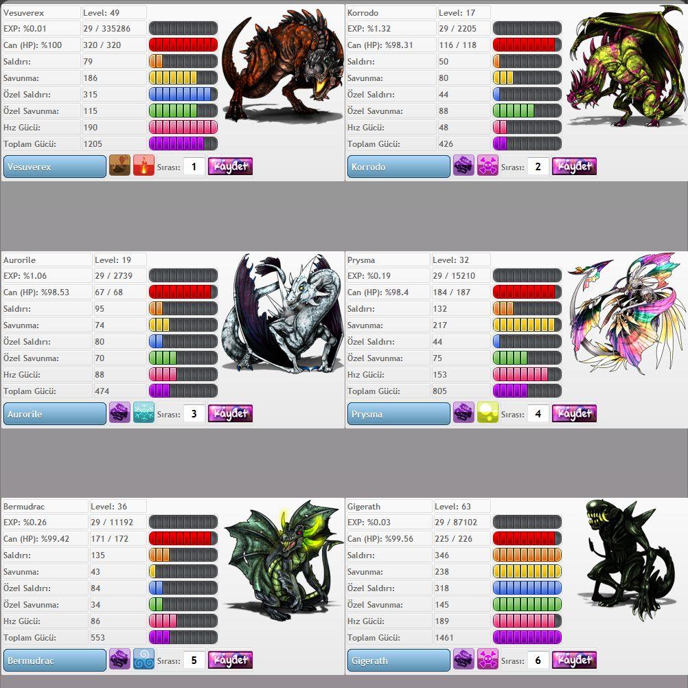 Select-Monster-MonsterMMORPG