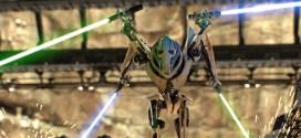 Star Wars General Grievous Art Fx Statue