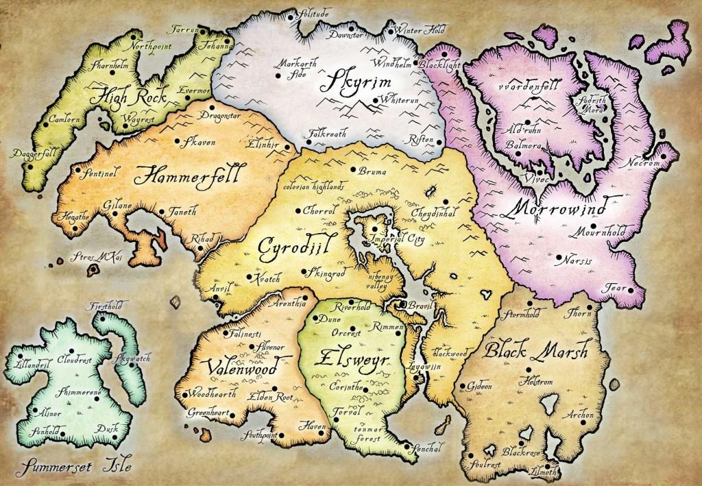 elder-scrolls-map-tamriel