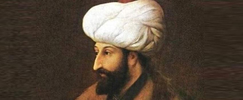 fatih-sultan-mehmet-portre