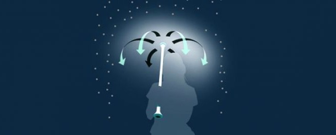 Bu Şemsiye İle İstediğiniz Gibi Hava Atabileceksiniz