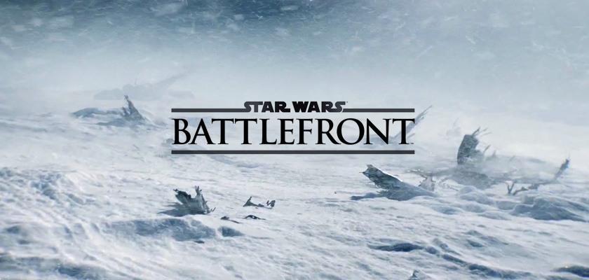 Star Wars: Battlefront'tan Aksiyon Dolu Oynanış Videosu