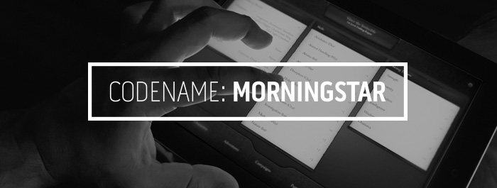 codeame-morningstar