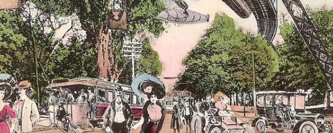 1910'da 2000'li Yılların Hayali