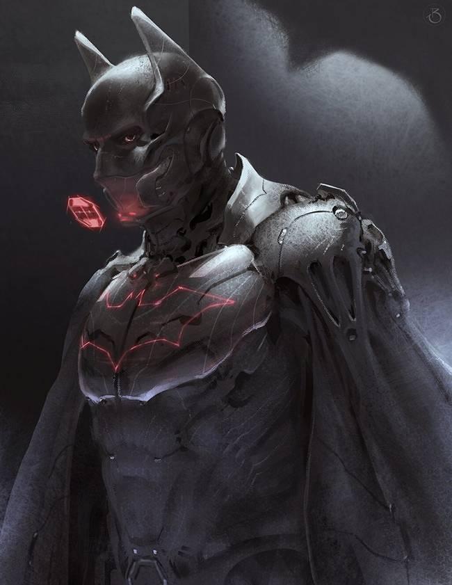 future-batman