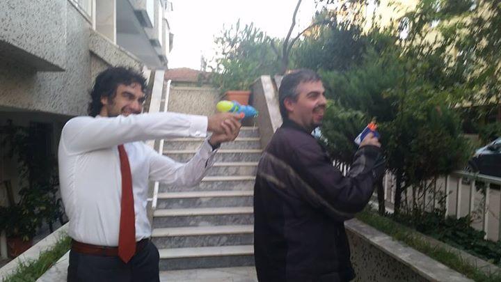 Evinin önünde hunharca vurulan bir suikastçı