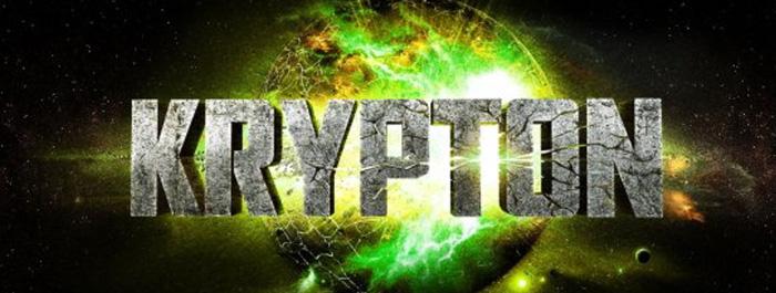 Krypton Dizisi Doğrulandı