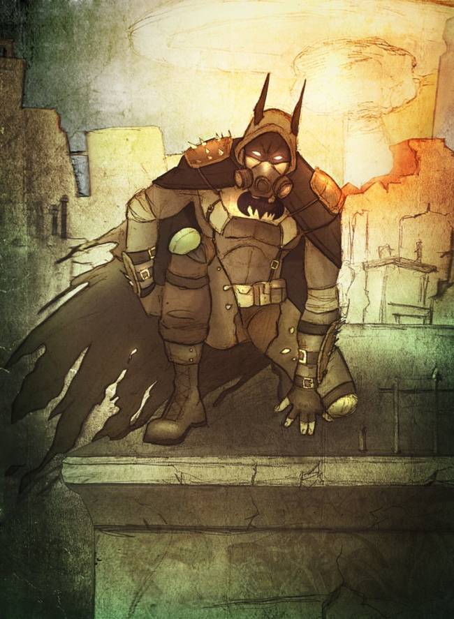 nuclear-war-batman
