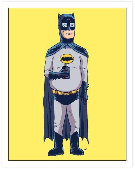 old-batman