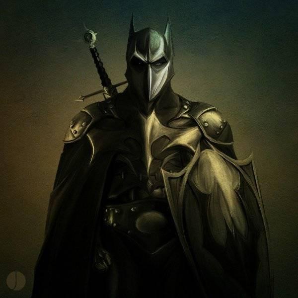 ronesans-batman
