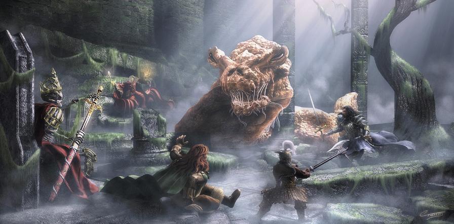 tanis-dragonlance-wyrmslayer