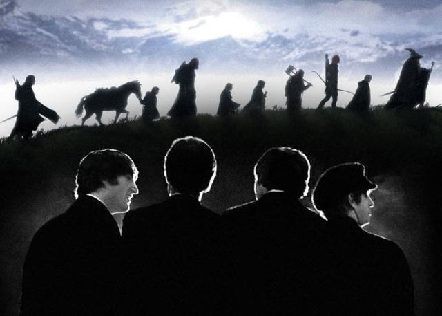 tolkien-beatles