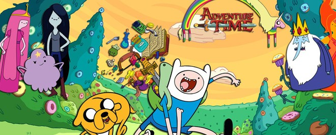 Adventure Time Sinemalara Gelecek